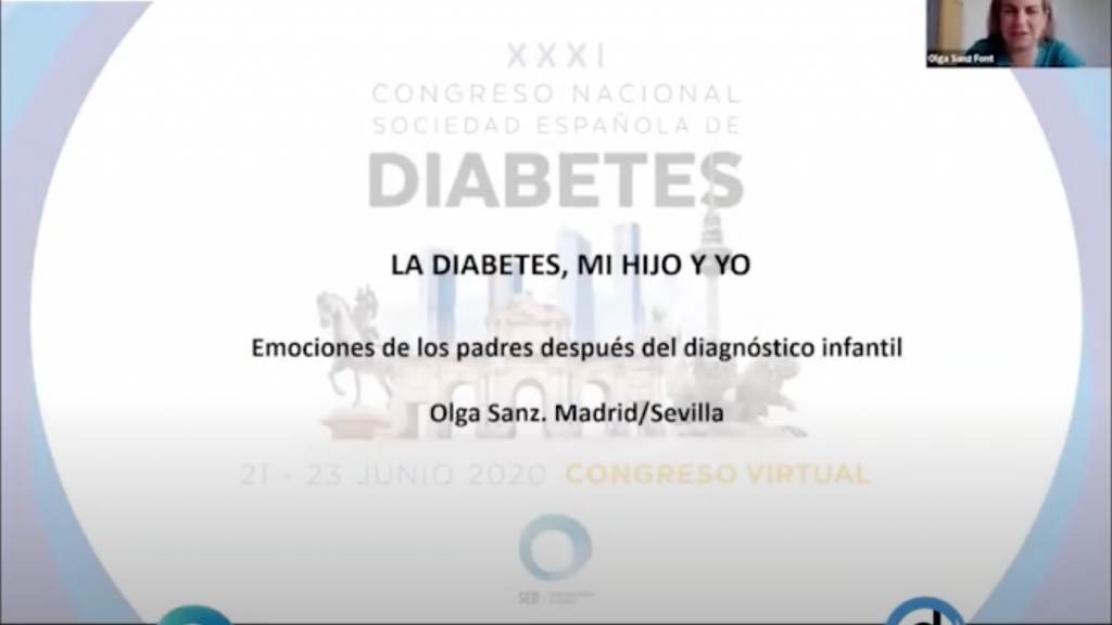 Pacientes del XXXI Congreso Nacional de la Sociedad Española de Diabetes